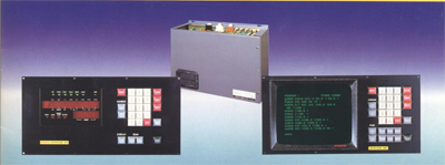 Fanuc System 3 CNC control